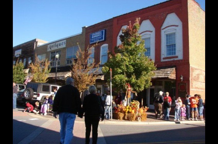 Downtown Ellijay