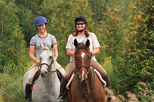Horseback Riding in Ellijay