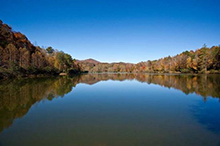 Lakes and Water Activities in the Ellijay area