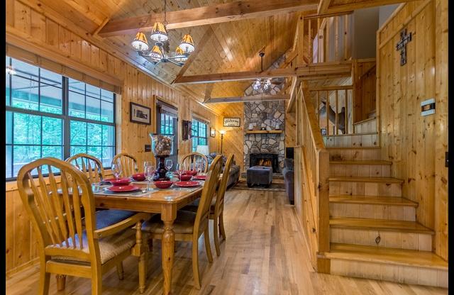 Ellijay Georgia Cabin Rentals Bearadise Retreat - Ellijay
