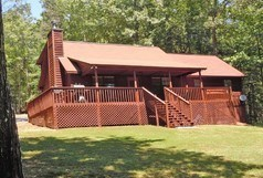 Bearadise Retreat - Amazing Private Cabin in Ellijay with Hot Tub, Fire-Pit, Mountain View & Wifi!